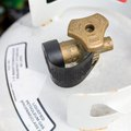 How to Reset a Pressure Relief & Propane Valve