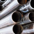 What Is the Yield Strength of a Schedule 80 Galvanized Steel Pipe?