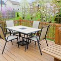 How to Protect a Deck From Patio Chair Feet