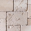 Porcelain Tile Vs. Travertine