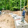 How to Waterproof a Concrete Septic Tank