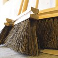 How to Straighten Bent Broom Bristles