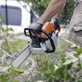 How to Fix a Stihl Chain Saw Bar When the Oil Pump is Not Working