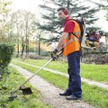 Instructions for Starting a Stihl Weed Trimmer