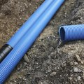 What Types of Pipes Are Used for Underground Water Supply Lines?