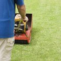 How to Lay Sod Over Sand