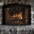 How to Remove Paint From a Stone Fireplace