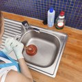 How to Unclog Kitchen Sinks