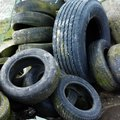 How to Stack Tires to Make a Retaining Wall