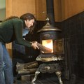How to Lay a Natural Stone Hearth Under a Woodburning Stove