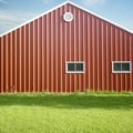 How to Paint a Metal Pole Barn