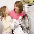 How to Use Liquid Fabric Softener in the Dryer