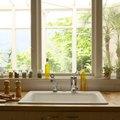 Height of Kitchen Windows