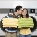 How to Get a Sour Smell Out of Towels With Ammonia
