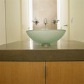 How to Clean Hard-Water Spots on a Glass Vessel Sink