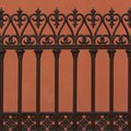 How to Fix Rust Holes in a Wrought-Iron Fence