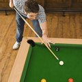 How to Put a Pool Table on Hardwood Floors