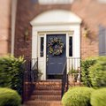 How to Pick a Front Door Color for a Brick Home