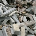 How to Lay Broken Concrete