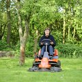 How to Change the Blades on a John Deere Riding Mower