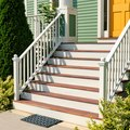 Standard Sizes of the Steps for a Front Porch