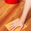 How to Clean Vaseline Off of a Wooden Floor