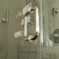 How to Change a Framed Shower Door to Frameless
