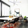 Proof That Everyone Should Consider a Black Dining Room