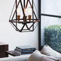 13 Creative Industrial Pendant Lights and Chandeliers