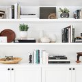 Designer Amber Lewis on Exactly How to Style Your Bookcase