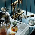 This Is How to Create the Perfect Bar Cart for Under $500 (Booze Included)