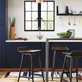 11 Bar Stools That'll Help Create a Cohesive Design in an Open Floor Plan