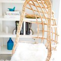 Imagine Hanging Out in These Boho-Chic Hanging Chairs