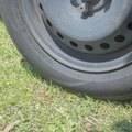How to Fix Tire Marks in a Lawn