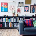 14 Swoon-Worthy Home Libraries We Found on Pinterest