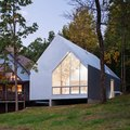A Virginia Cabin Is Proof You Can Do Modern Design on a Tiny Budget