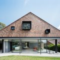 An Australian Family Home Conceals Its Modern Touches Behind a Traditional Facade