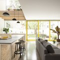 A Renovated Montreal Home Makes a Stunning Case for Bright Yellow Accents