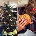 Pineapples Have Fallen Victim to the Holidays