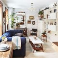 If You're Ready to Ditch Minimalism, Then This Living Room Is Your Guide