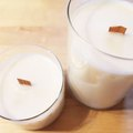 How to Make Candles Using Coconut Oil