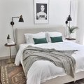 It's Easy to Make a Bedroom Look Effortlessly Cool, Even If It's a Personal Struggle