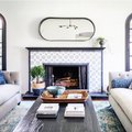 Your Stylish Eye Will Be Satisfied by This Symmetrical Living Room