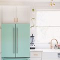 You've Always Wanted a Colorful Fridge, So This Is How to Style It