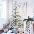 This Chic Take on a Charlie Brown Tree Is Nothing Short of Stunning