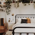 You'll Probably Want to Buy More Plants After Viewing This Boho Bedroom