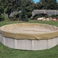 Above-Ground Swimming Pool Cover Ideas