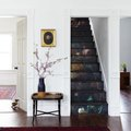 Wallpaper Stairs Are the Design Detail You Didn't Know You Needed