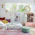 Dreamy Meets Whimsy in This Charming Children's Room
