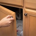 How to Get Rid of a Mildew Smell Under a Sink & Dishwasher